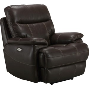 Parker Living Dylan Power Recliner with Power Headrest