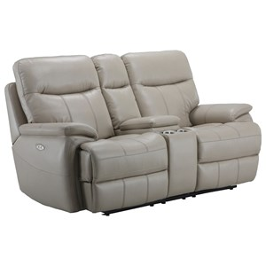 Parker Living Dylan Dual Recliner Power Loveseat