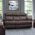 Parker Living Eclipse Power Reclining Sofa - Item Number: MECL-832PH-FBR