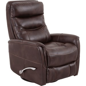 Parker Living Gemini Swivel Glider Recliner