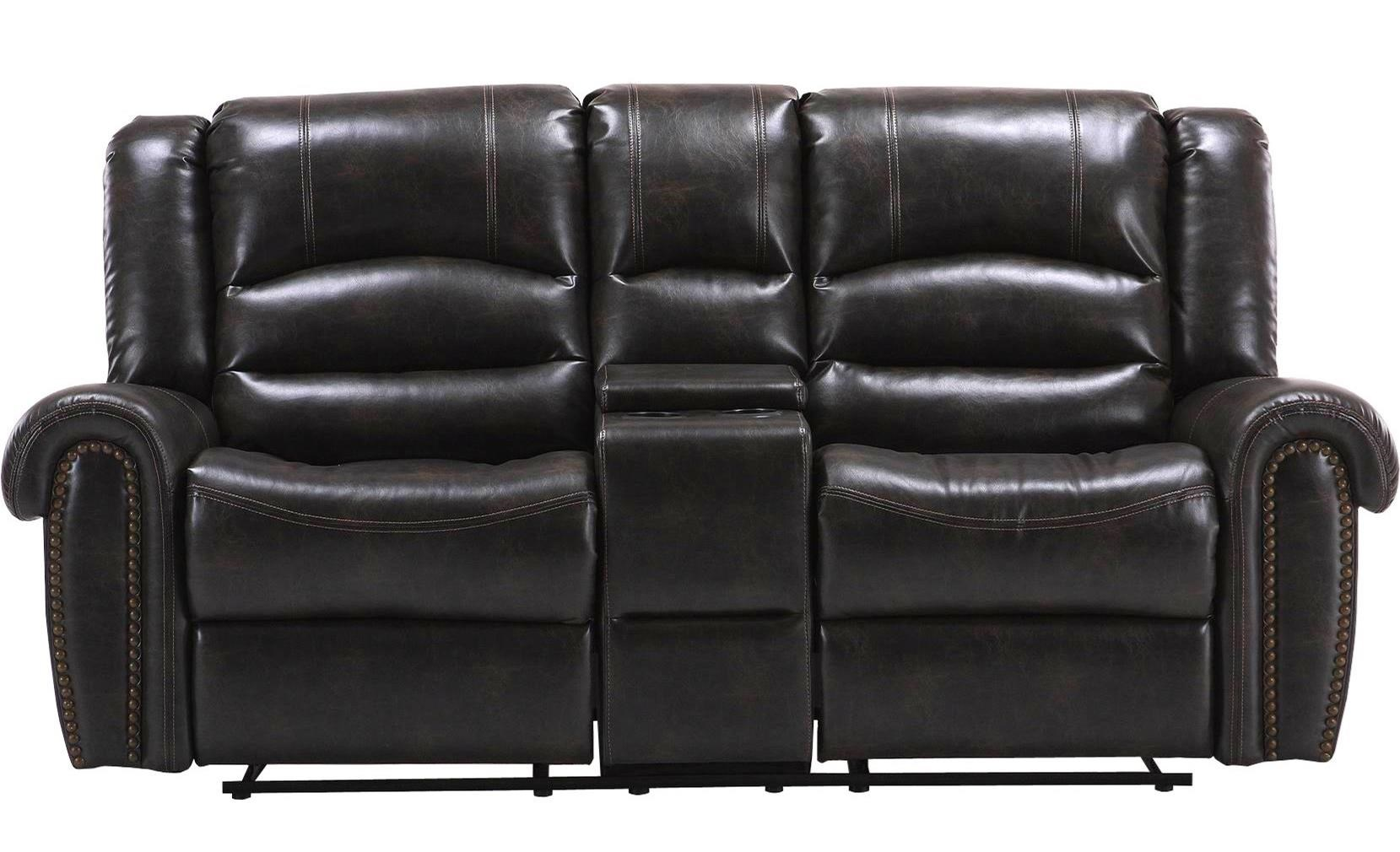 Parker Living Gershwin Power Reclining Console Loveseat - Item Number: MGER-822CP-EM