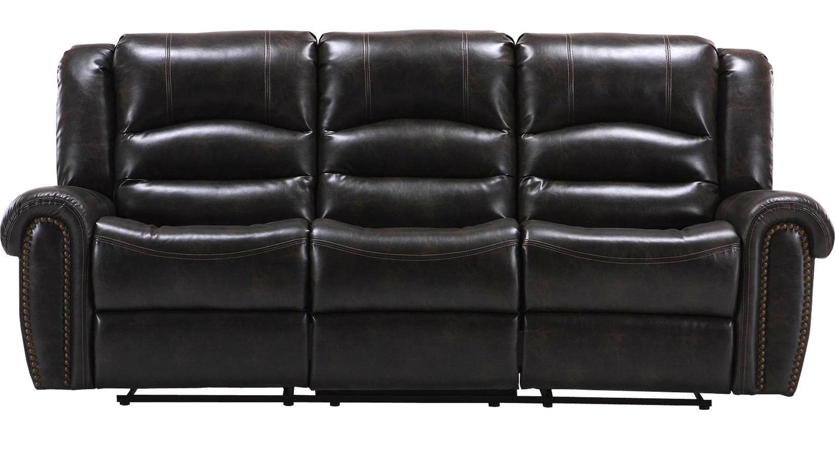 Parker Living Gershwin Power Reclining Dual Sofa - Item Number: MGER-832P-EM