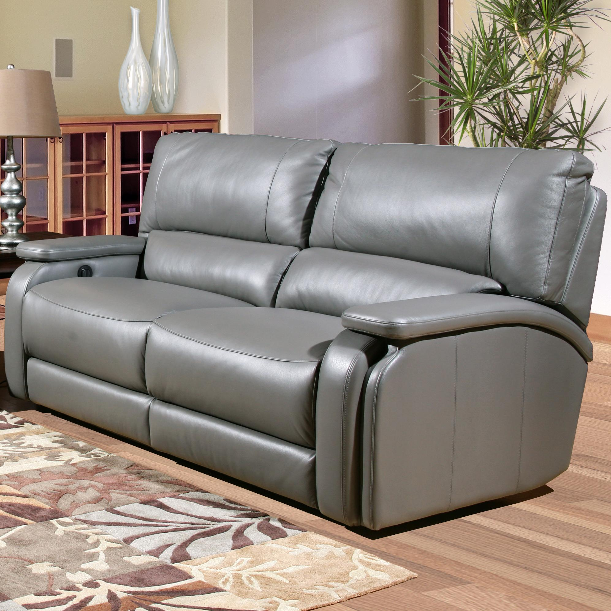 Parker Living Grisham Casual Power Reclining Sofa - Item Number: MGRI-832P-HE