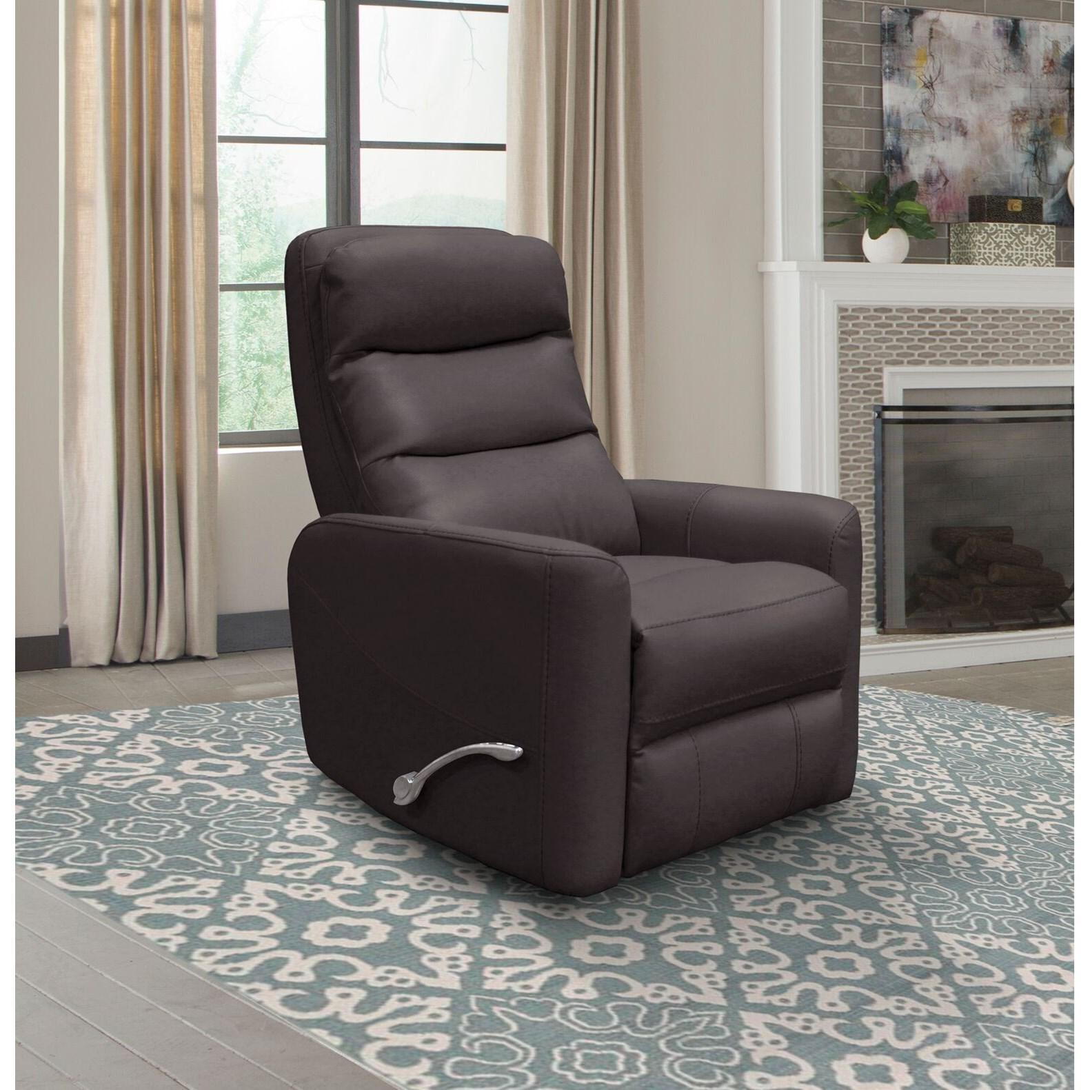 Leather Sofa Repair Ocala: Parker Living Hercules MHER#812GS-CHO Contemporary Swivel
