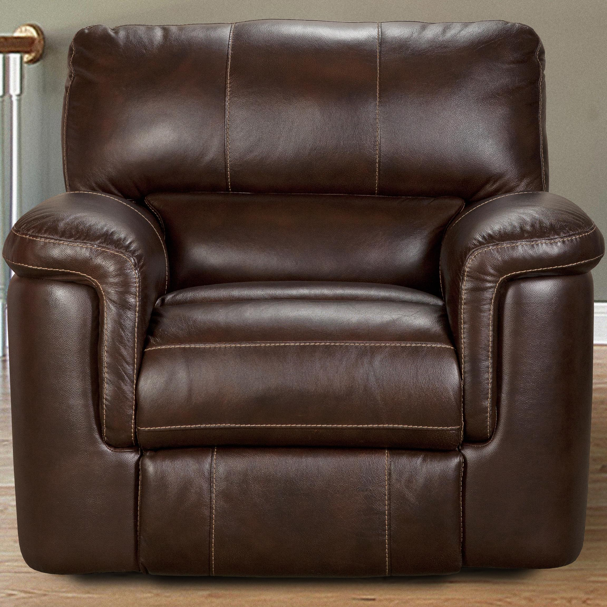 Parker Living Hitchcock Casual Power Recliner - Item Number: MHIT-812P-CI