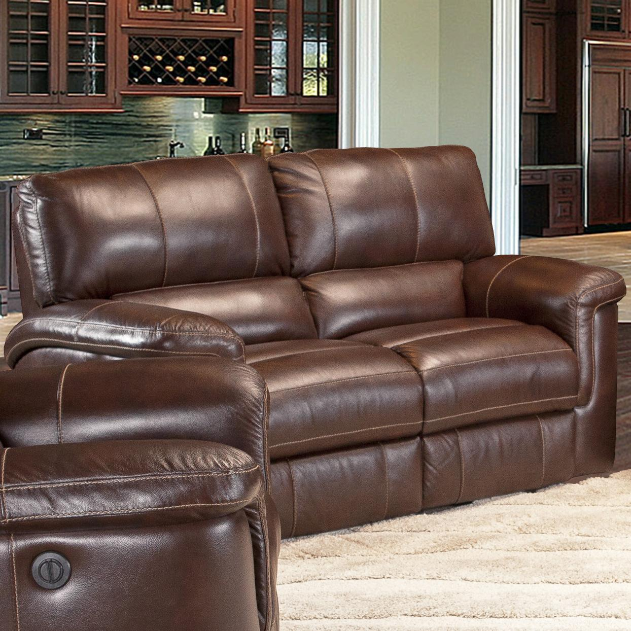 Parker Living Hitchcock Casual Duel Reclining Power Loveseat - Item Number: MHIT-822P-CI