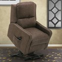 Parker Living Joplin Casual Reclining Lay Flat Lift Chair with Massage