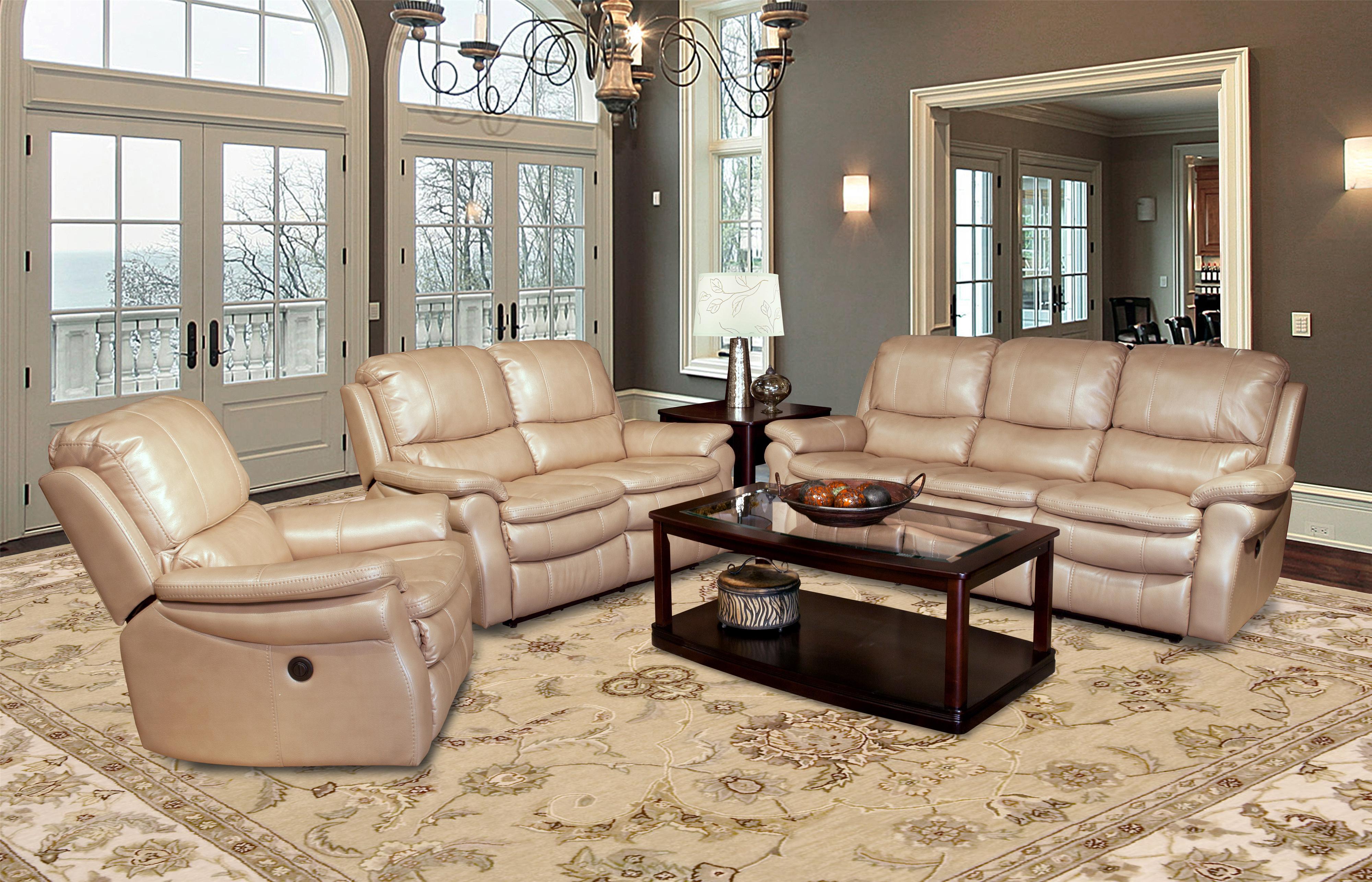 Parker Living Juno Reclining Living Room Group - Item Number: MJUN Living Room Group 2