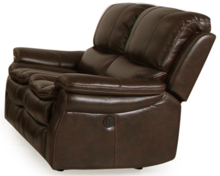 Parker Living Juno Dual Power Reclining Love Seat  - Item Number: MJUN822P-NU