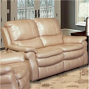 Parker Living Juno Dual Power Reclining Love Seat