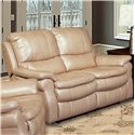 Parker Living Juno Dual Power Reclining Love Seat  - Item Number: MJUN822P-SA