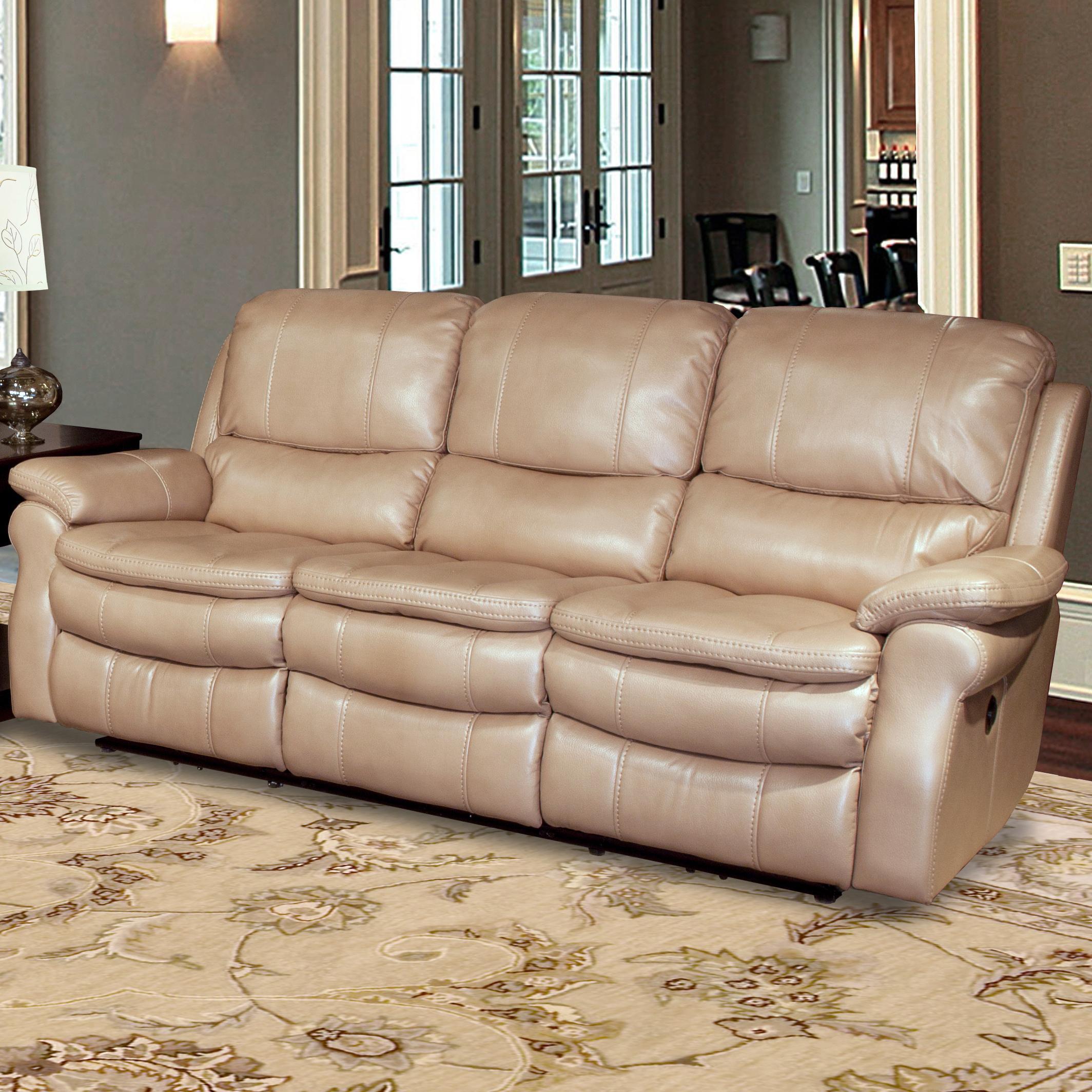 Parker Living Juno Dual Power Reclining Sofa - Item Number: MJUN832P-SA