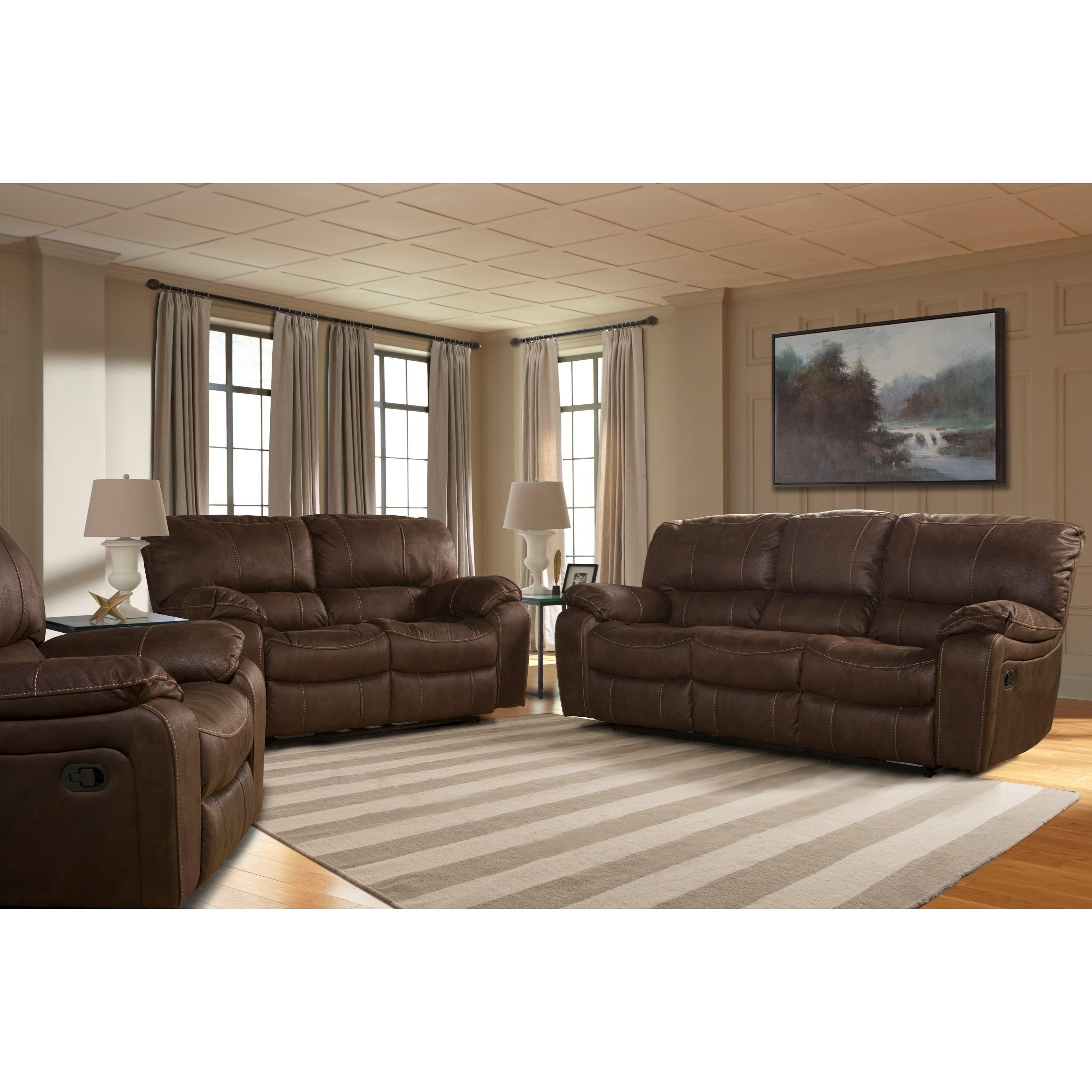 Parker Living Jupiter Reclining Living Room Group - Item Number: MJUP Reclining Living Room Group 2