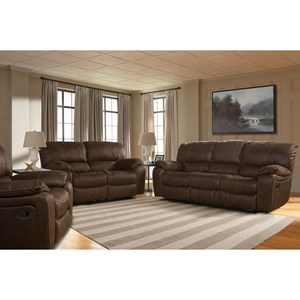 Parker Living Jupiter Reclining Living Room Group