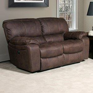 Parker Living Jupiter Casual Dual Reclining Loveseat