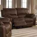 Parker Living Jupiter Casual Dual Reclining Loveseat with Split Back