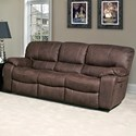 Parker Living Jupiter Casual Dual Reclining Sofa - Item Number: MJUP-832-DK
