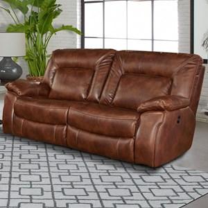 Parker Living Linus Dual Reclining Power Sofa