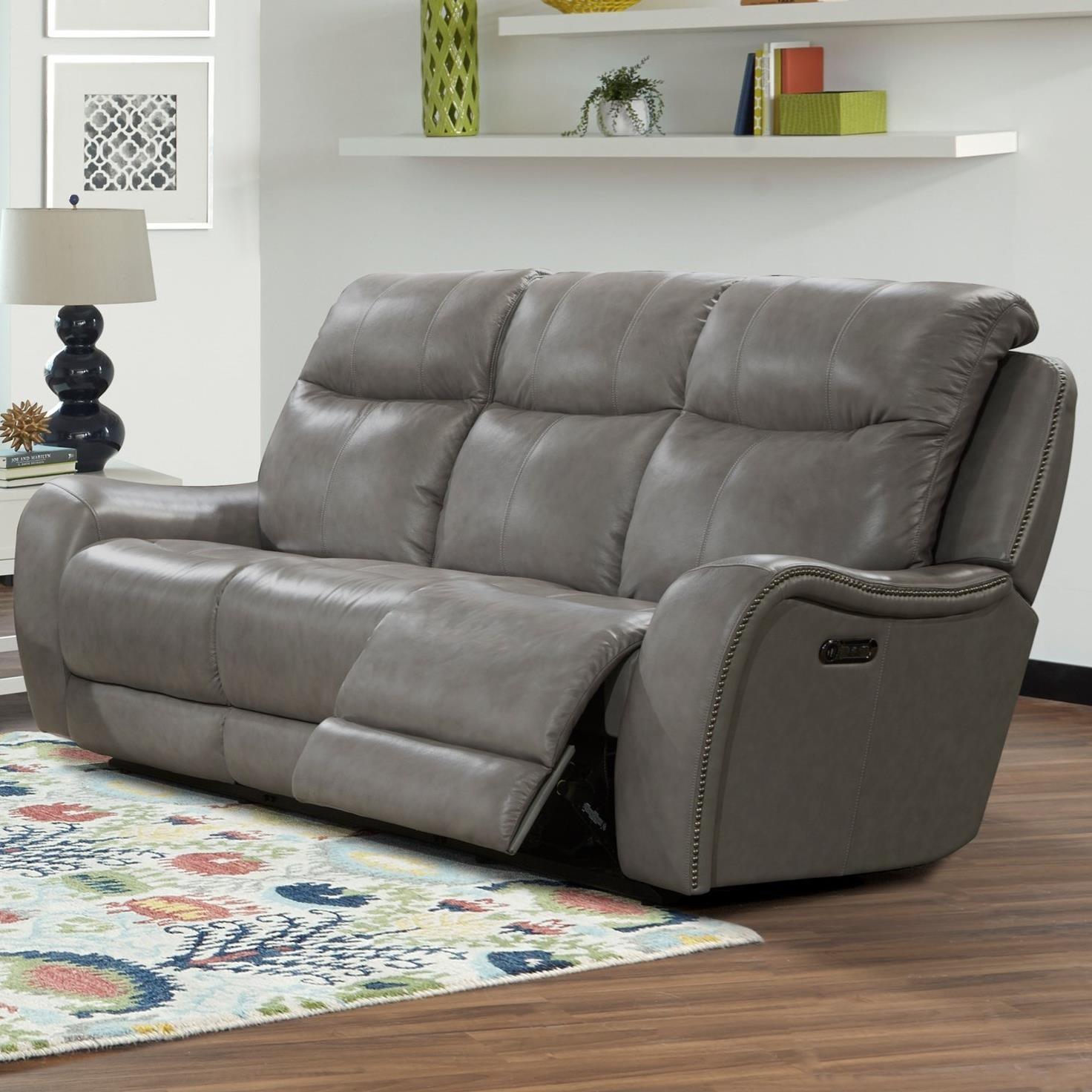 Parker Living Mammoth Casual Power Reclining Sofa With