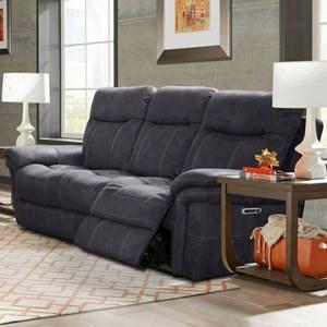 Dual Recliner Power Sofa