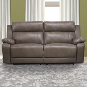 Parker Living McGraw Dual Power Reclining Sofa