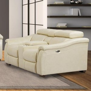 Reclining Modular Loveseat