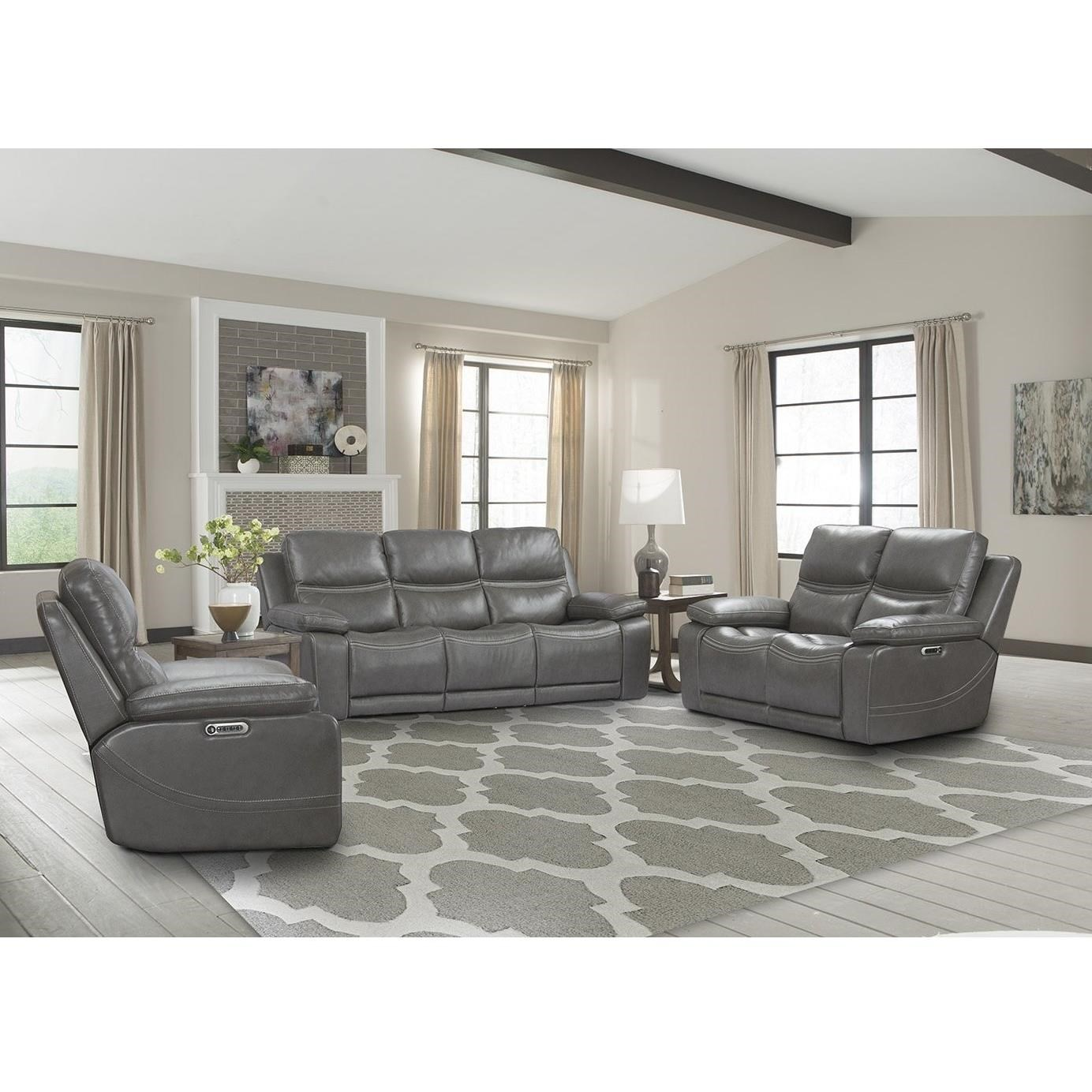Fantastic Parker Living Palmer Reclining Living Room Group Sheelys Ibusinesslaw Wood Chair Design Ideas Ibusinesslaworg