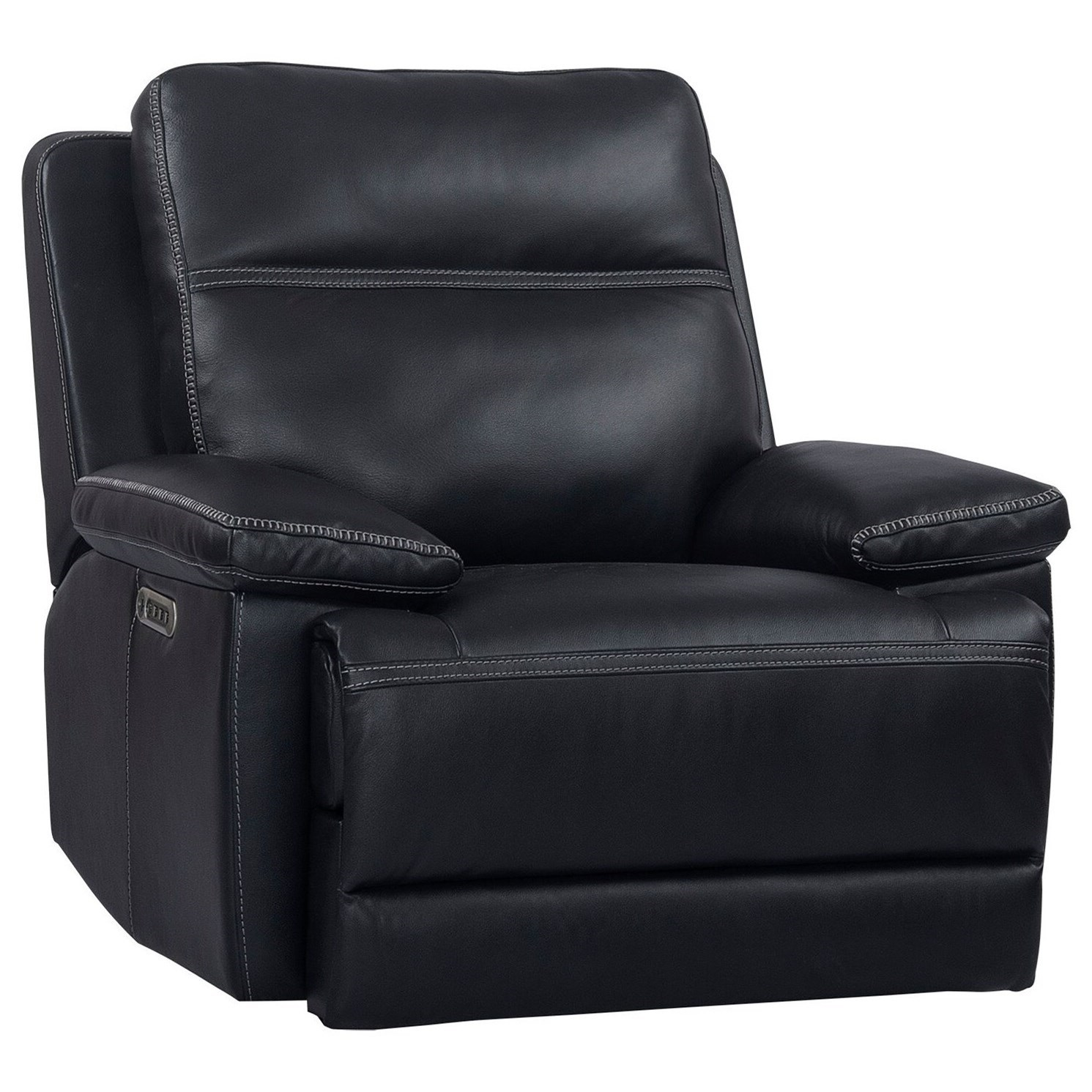Power Recliner with Adjustable Headrest