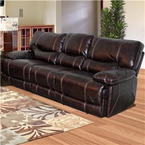 Parker Living Pegasus Casual Dual Power Reclining Sofa