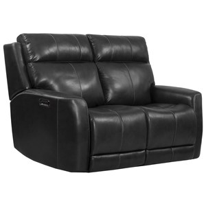 Power Loveseat w/ USB, Pwr Headrest & Lumbar