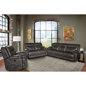 Parker Living Phoenix Power Reclining Living Room Group