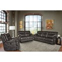 Parker Living Phoenix Power Reclining Living Room Group - Item Number: MPHO Reclining Living Room Group 1