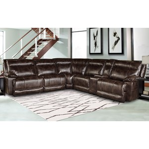 Parker Living Phoenix Reclining Sectional Sofa