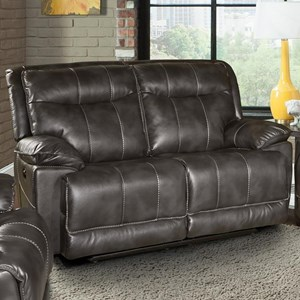 Parker Living Phoenix Dual Power Reclining Loveseat
