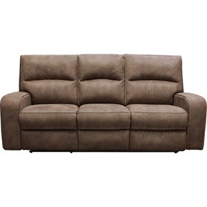 Parker Living Polaris Kahlua Power Reclining Sofa with Power Headrest