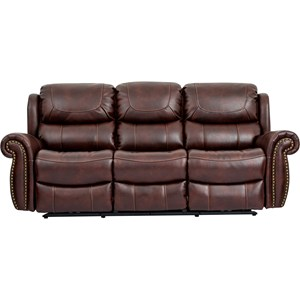 Parker Living Pompeii Dual Reclining Sofa