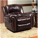 Parker Living Poseidon Transitional Recliner Power - Item Number: MPOS812P-CO