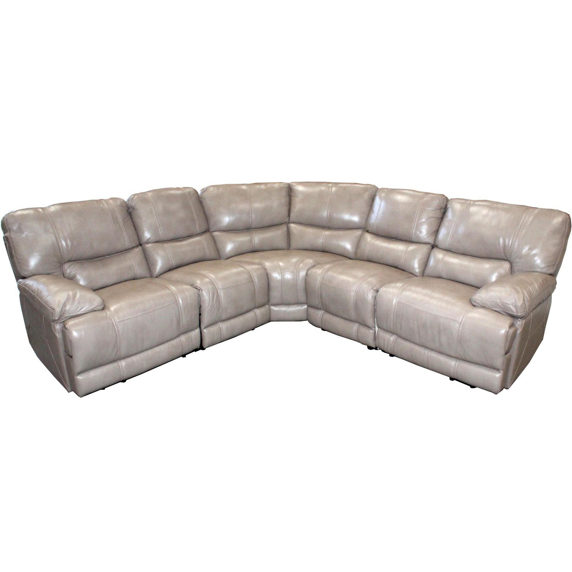 Parker Living Socrates Casual Sectional - Item Number: MSOC-PACKN-LA