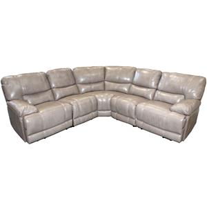 Parker Living Socrates Casual Sectional
