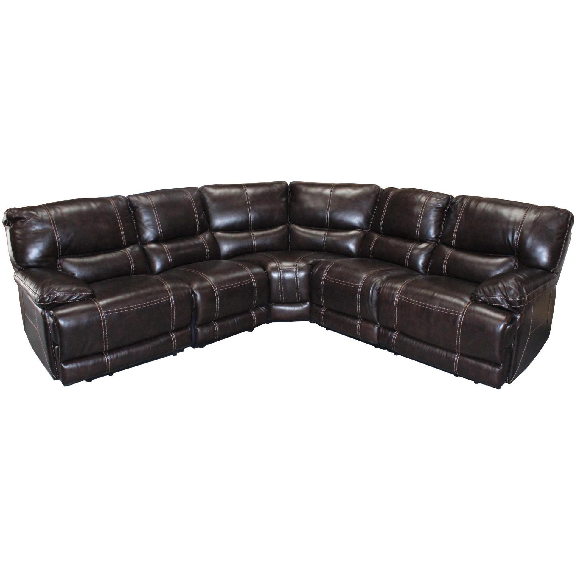 Parker Living Socrates Casual Sectional - Item Number: MSOC-811LP+810P-850+840+811RP-MI