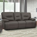 Parker Living Spartacus Power Dual Reclining Sofa - Item Number: MSPA-832PH-HAZ