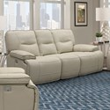 Parker Living Spartacus Power Dual Reclining Sofa - Item Number: MSPA-832PH-OYS