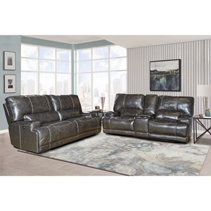 Parker Living Steele Reclining Living Room Group