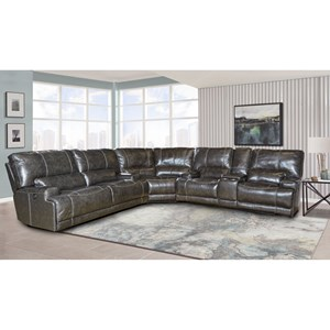Parker Living Steele Reclining Sectional Sofa