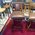 """Pastel Minson Barstools Normandy 30"""" Swivel Counter Stool - Item Number: NM219-30-1"""