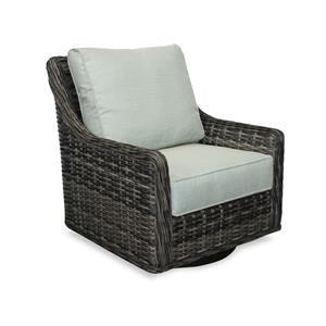Catalina Highback Swivel Glider