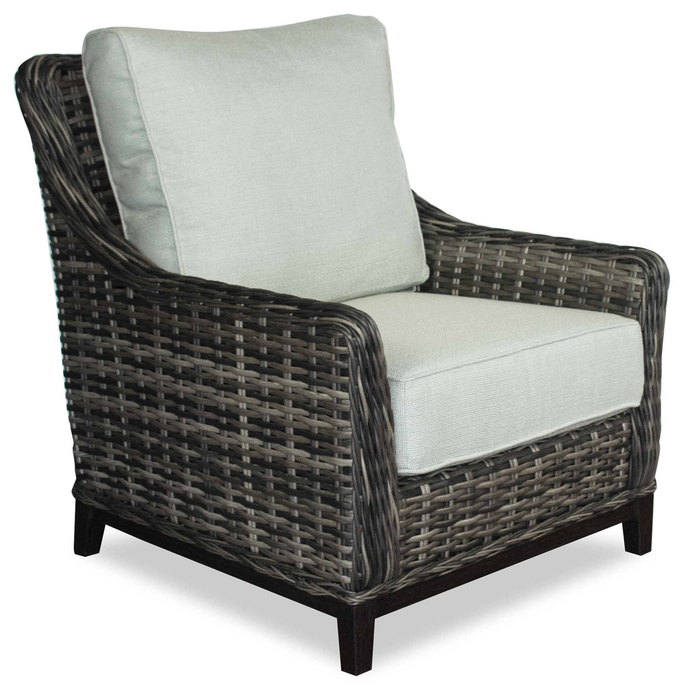 Patio Renaissance Catalina Highback Lounge Chair by Patio Renaissance at Johnny Janosik