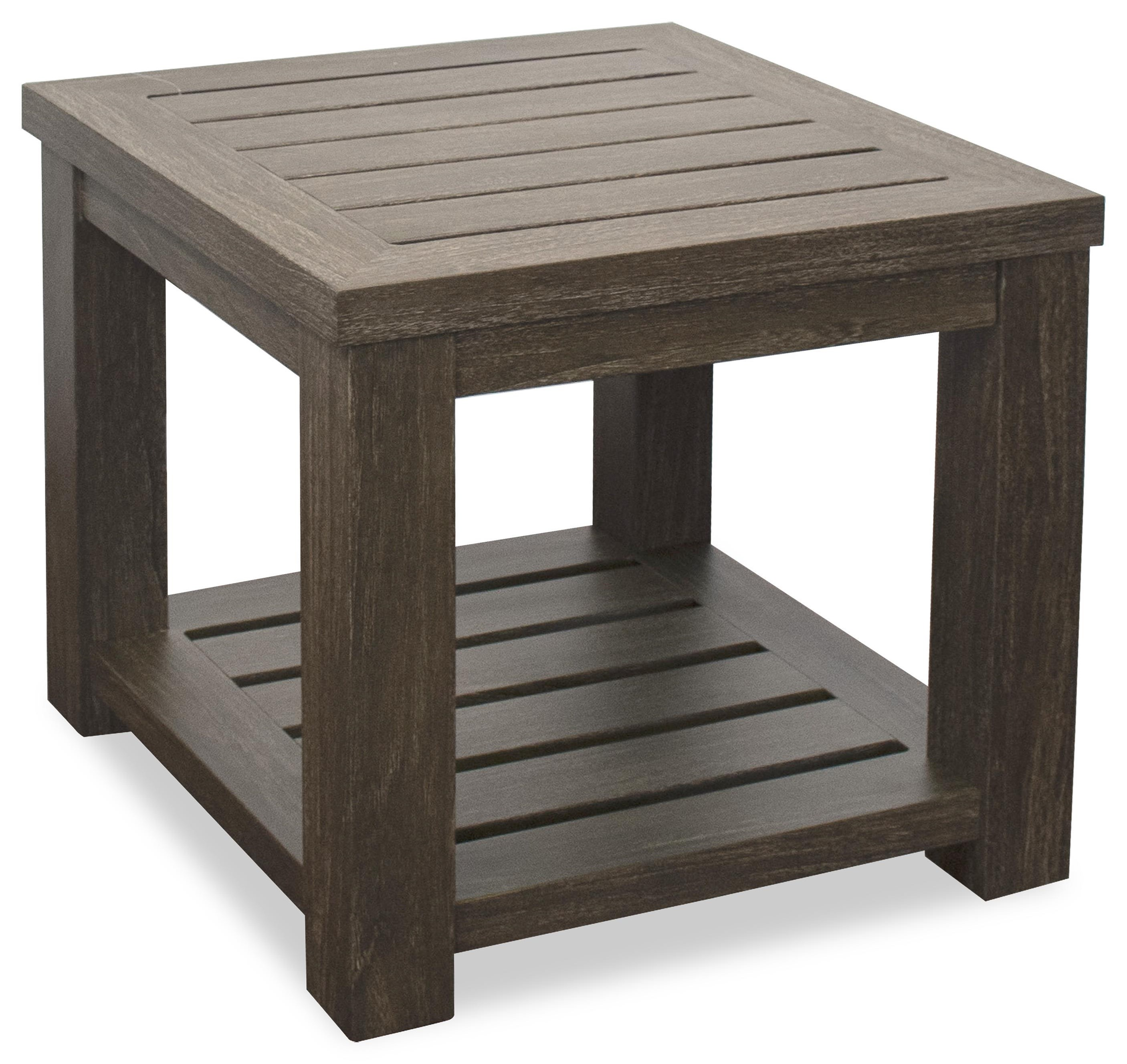 Patio Renaissance Seattle End Table by Patio Renaissance at Johnny Janosik