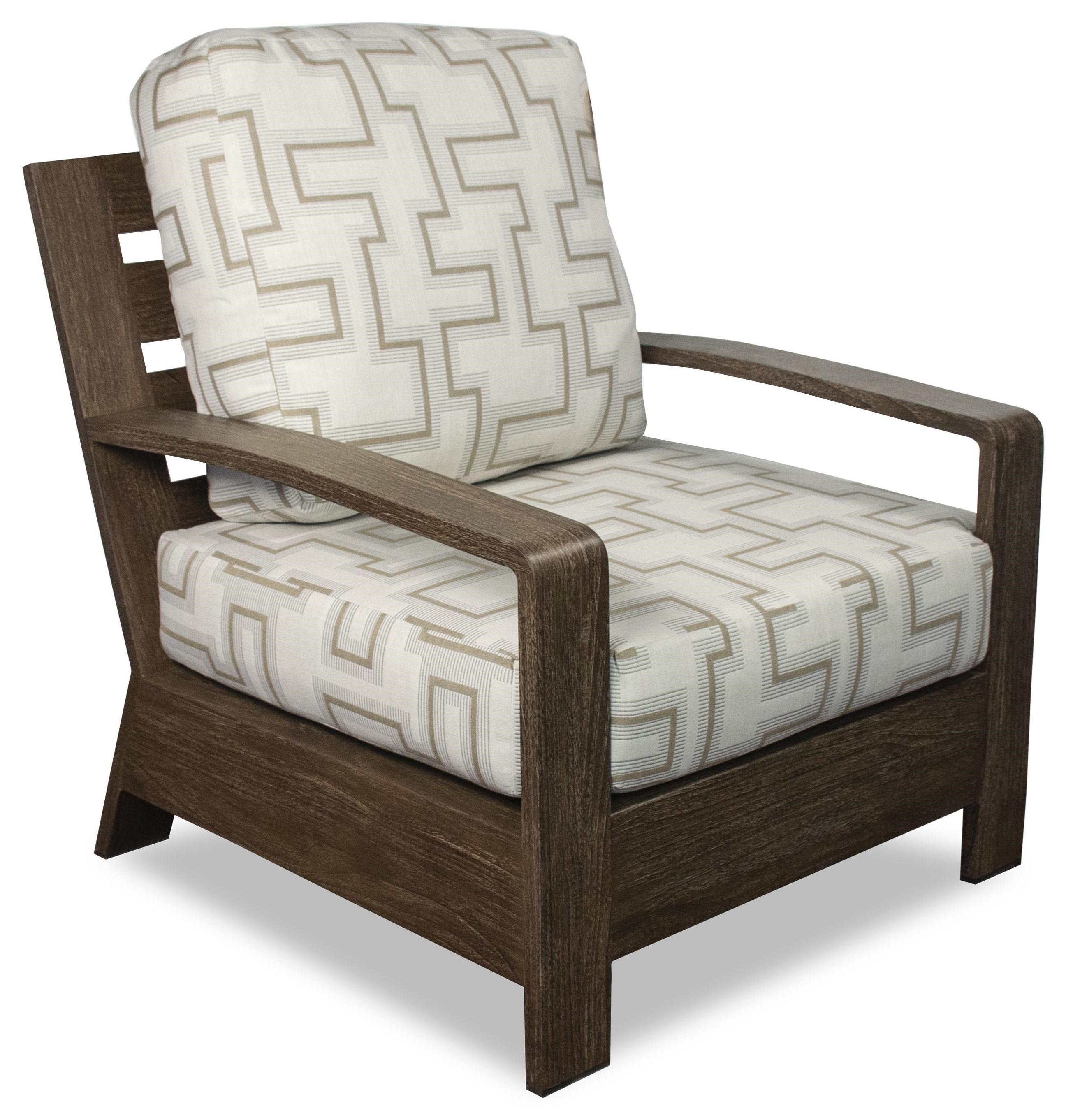 Patio Renaissance Seattle Lounge Chair by Patio Renaissance at Johnny Janosik