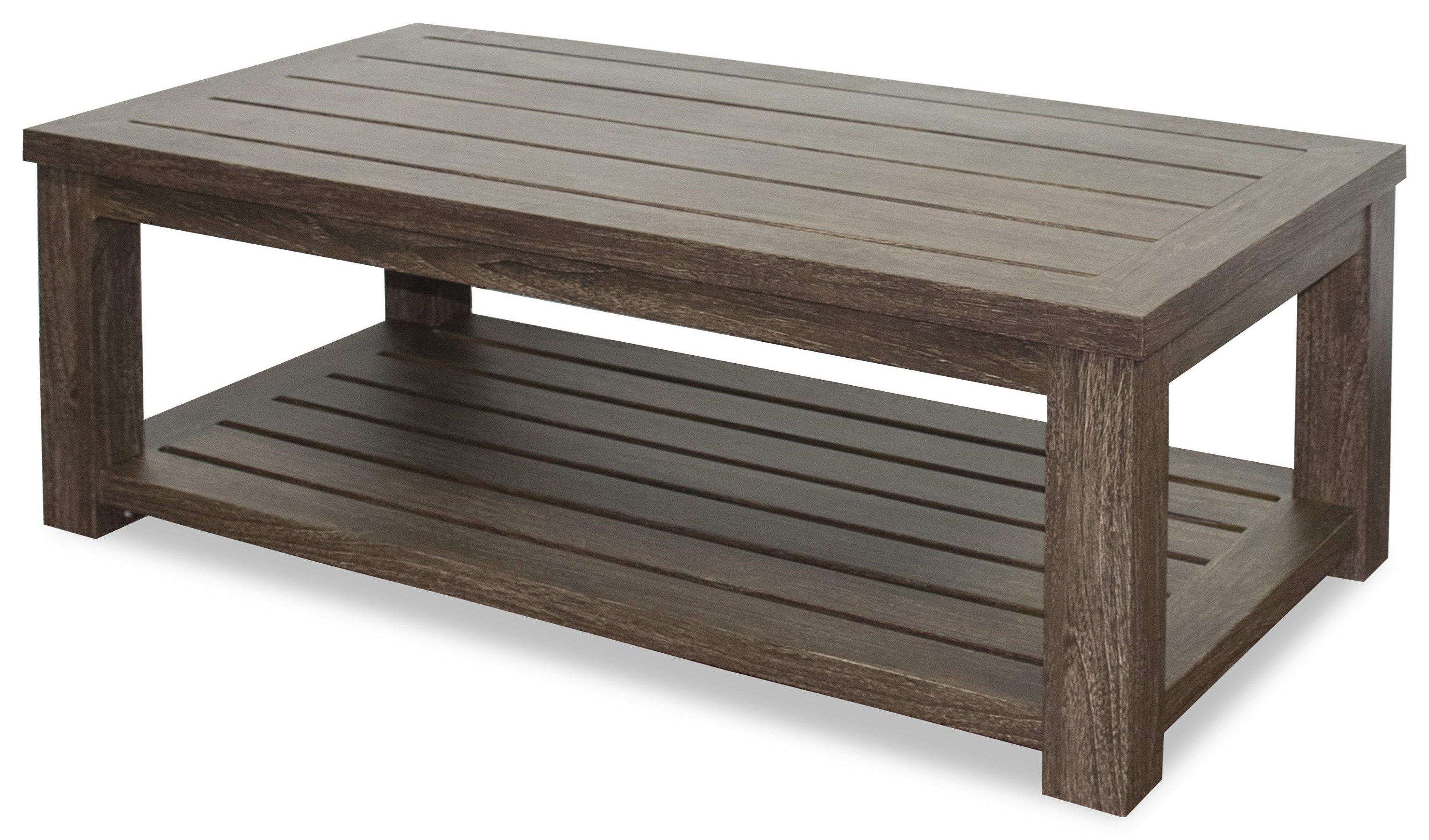 Patio Renaissance Seattle Coffee Table by Patio Renaissance at Johnny Janosik